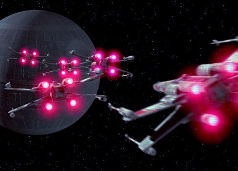Американцы собирают деньги на эскадрилью X-Wing для уничтожения «Звезды Смерти»