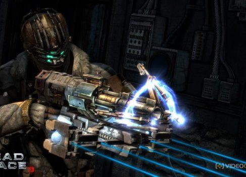 Одновременно с Dead Space 3 выйдет 11 DLC