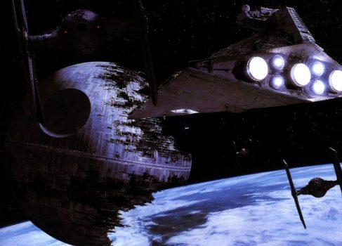 На Kickstarter появился проект по строительству «Звезды Смерти»