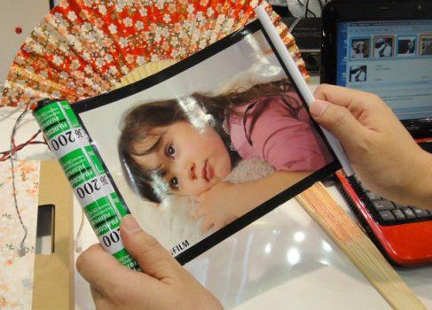 Fujitsu представила гибкий динамик для гибкого дисплея