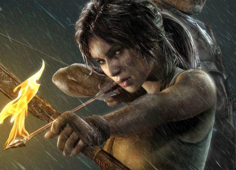 Tomb Raider уходит «на золото»