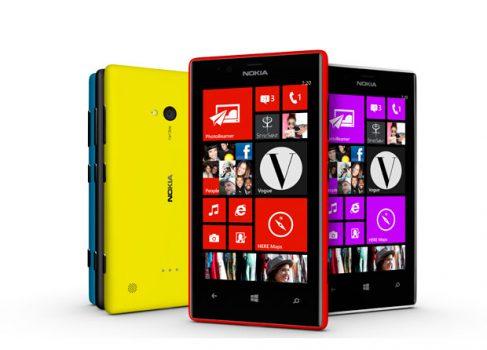 Nokia Lumia 720: тонкий, стильный, социальный