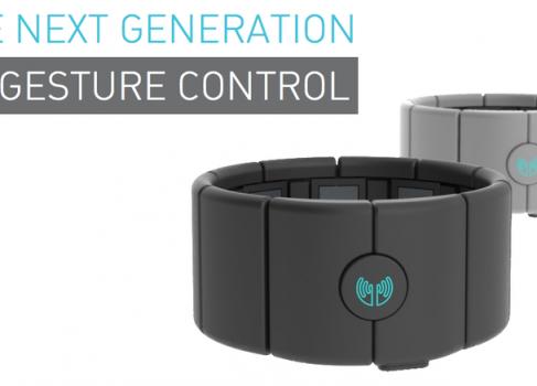 Браслет MYO — новое поколение жестовых интерфейсов