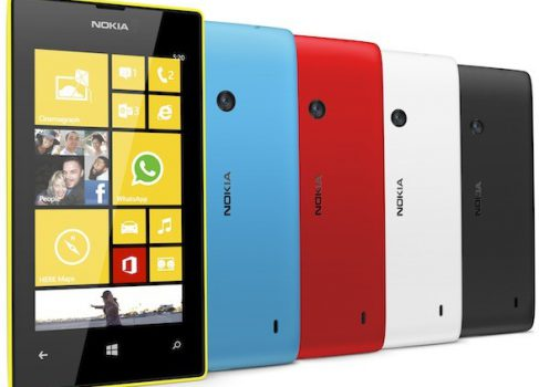Nokia Lumia 520: 2 ядра и Windows Phone 8 за $180