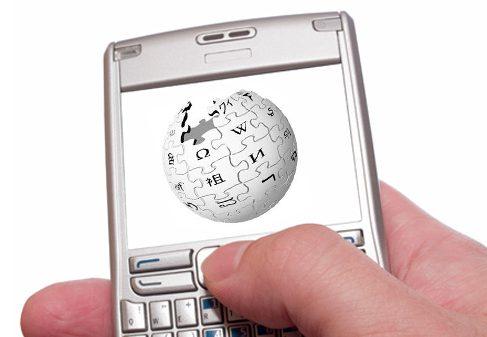 Статьи Wikipedia можно будет получить по SMS