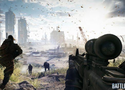EA показала геймплей Battlefield 4 [видео]
