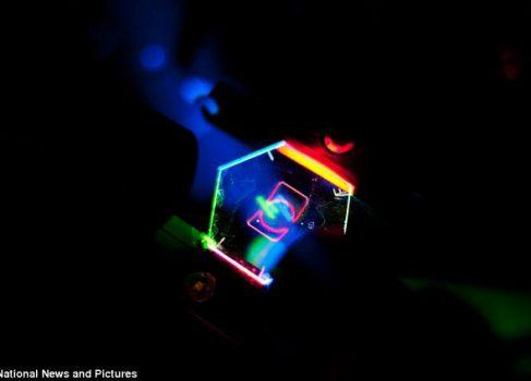 В HP создали принципиально новый 3D-дисплей