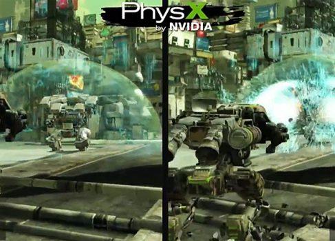 Playstation 4 будет поддерживать Apex и PhysX от Nvidia