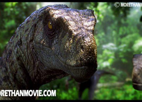 Jurassic Park 4: перьев не будет