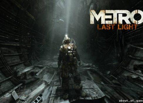 Steam начал прием заказов на Metro: Last Light
