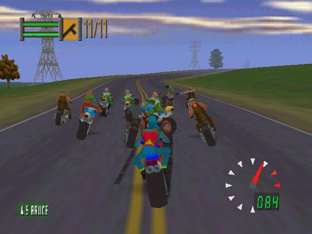RoadRash64