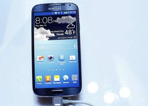 SAMSUNG Galaxy S IV наконец-то представлен