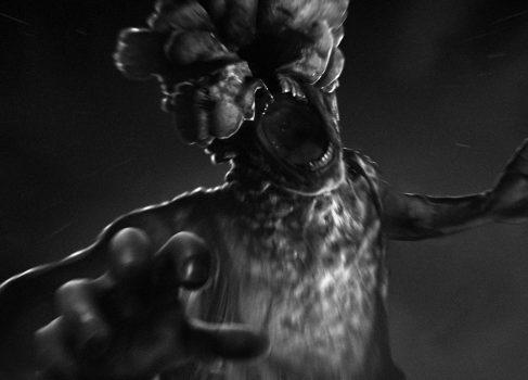 Грибные зомби в The Last of Us
