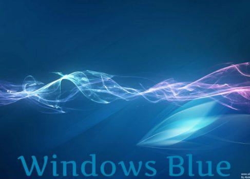 Windows Blue появится летом