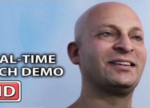 Новая технология рендеринга персонажей от Activision [видео]