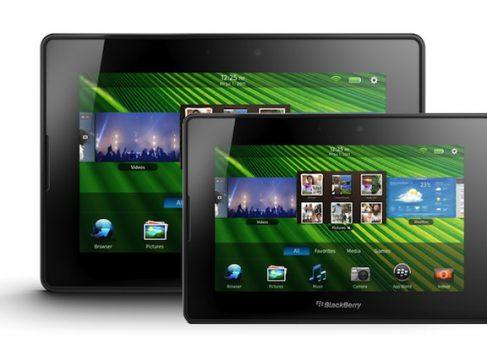 Планшет Blackberry 10 Playbook появится в этом году