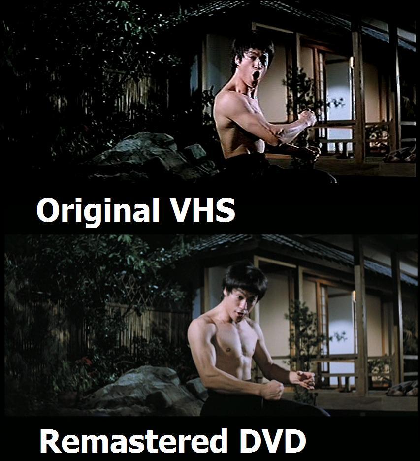 brucelee_VHS_DVD