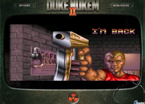 Duke Nukem 2 появится на iOS