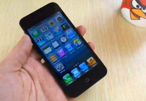 Китайцы выпустили клон… iPhone 5S