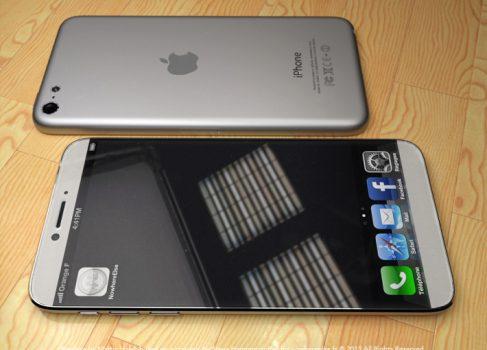 Apple планирует 5.7″ iPhone в 2014 [слух]