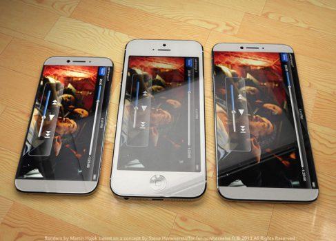 Взгляд дизайнера на iPhone 6 [фото]