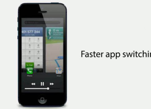 App Switcher: концепт переключения мультизадачности для iOS