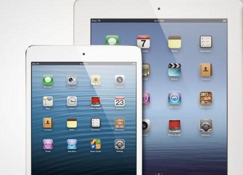 iPad mini становится популярнее, чем iPad