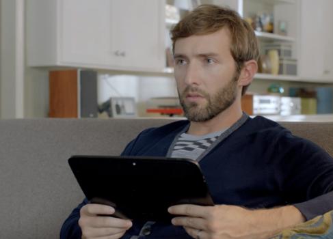 Новая реклама Nexus 10: все внимание на многозадачность [реклама]