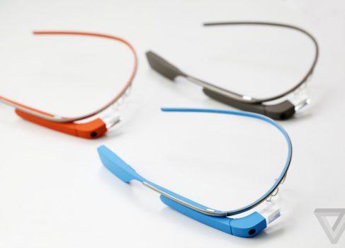 Стали известны характеристики Google Glass