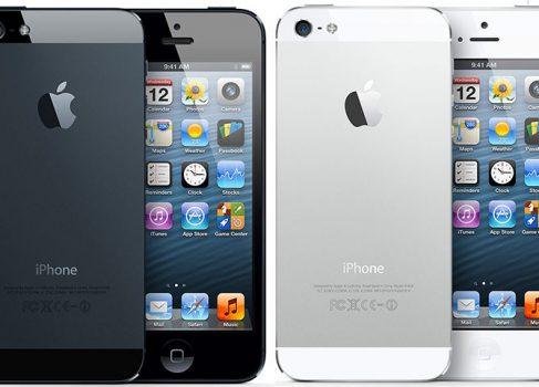 На заводе Foxconn началось производство iPhone 5S