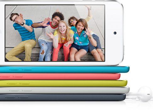 iPhone 5S в начале июля с количеством цветов от трёх до восьми