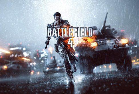 «Battlefield 4 выйдет 31 октября» — говорится на промо-постере
