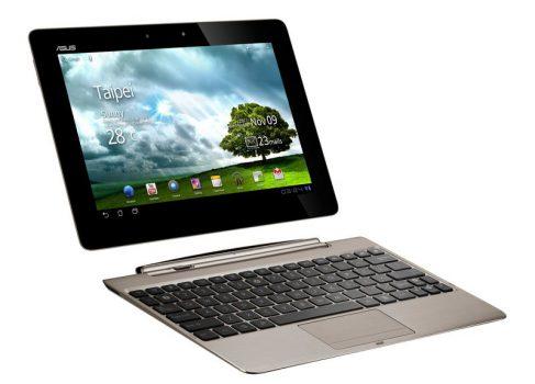 Intel начала продвигать ноутбуки-трансформеры на Android