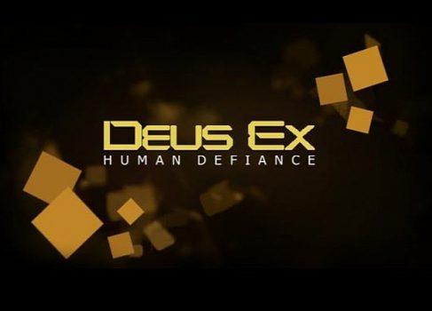 Deus Ex: Human Defiance — 8-битный розыгрыш