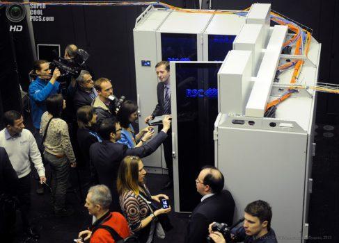 Российский МВС-10П станет мощнейшим суперкомпьютером в Европе