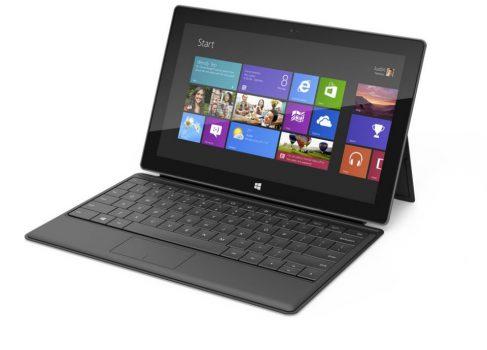 Microsoft Surface Pro появится в России до конца июня