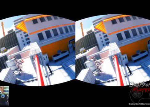 Mirror's Edge модифицировали для работы под Oculus Rift [видео]