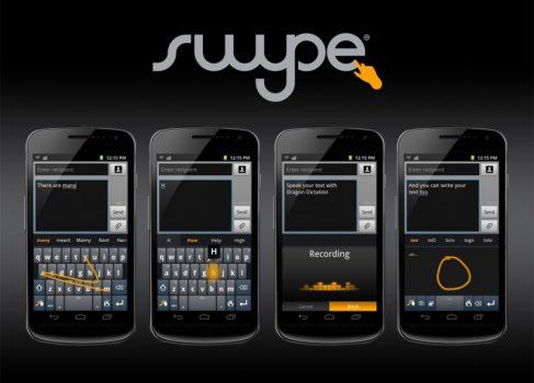 На Google Play появилась клавиатура Swype