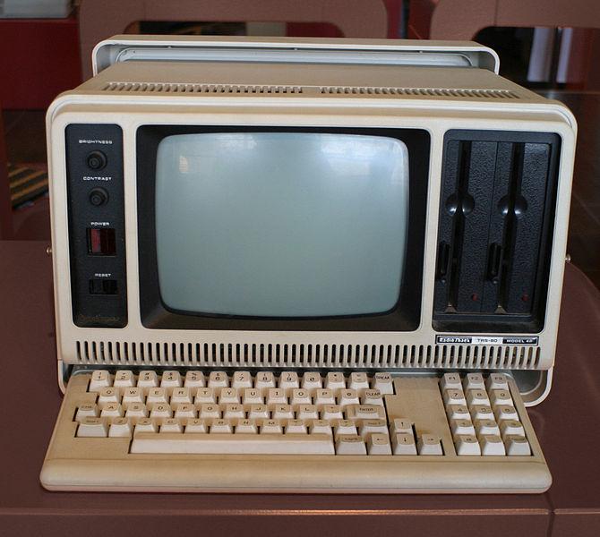 TRS-80_Model_4P