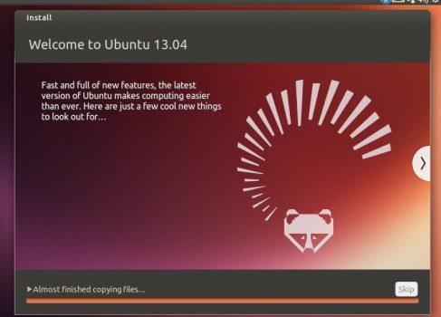 Новая Ubuntu 13.04 — быстрее, легче и мобильнее
