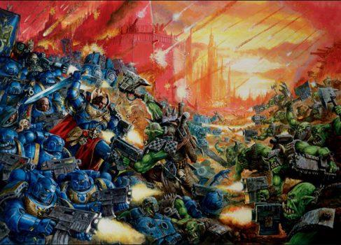 Relic: «Появление нового Warhammer 40000: Dawn of War очень вероятно»