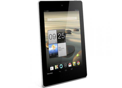 Acer Iconia Tab A1-810 – новый конкурент для iPad mini