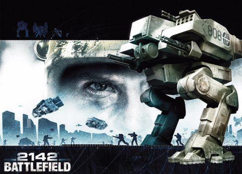 Battlefield 2142, маркетинг и два стальных яйца