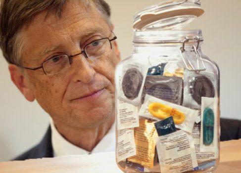 Билл Гейтс за новое поколение кондомов