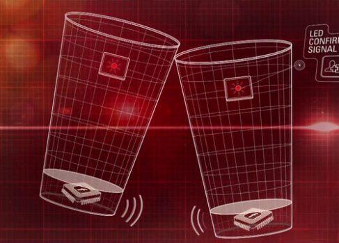 Budweiser представил «социальный» стакан BuddyCup
