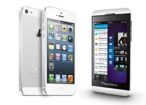 BlackBerry 10: 50% возврата и другие удручающие цифры для BlackBerry