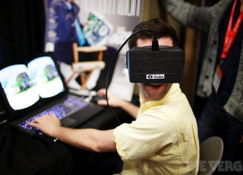 Новый космосим для Oculus Rift от создателя Eve Online