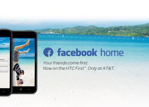 Facebook представила свой смартфон и лаунчер Facebook Home
