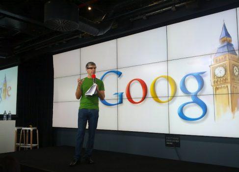 CEO Google Ларри Пэйдж: Google Glass работает на Android