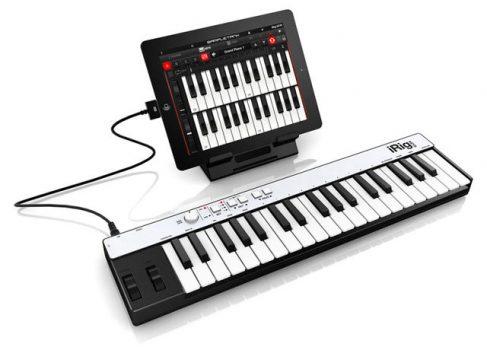Midi-клавиатура iRig KEYS [обзор]